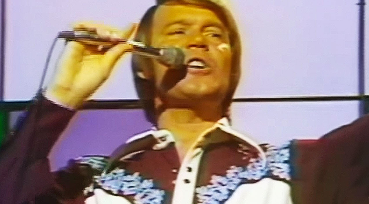 Glen campbell Songs | Glen Campbell Brings Us To Church With Lively 'I Knew Jesus (Before He Was a Star)' | Country Music Videos