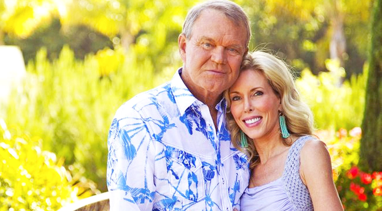 Glen campbell Songs | Read The Romantic Letter Glen Campbell Wrote His Wife For Their Anniversary | Country Music Videos