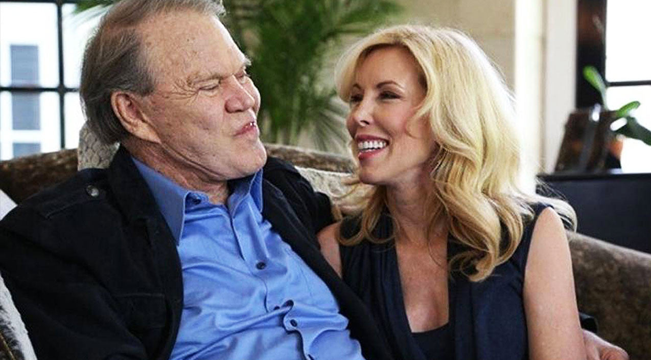 Glen campbell Songs | Glen Campbell's Wife Emotionally Addresses Husband's State In Birthday Message | Country Music Videos