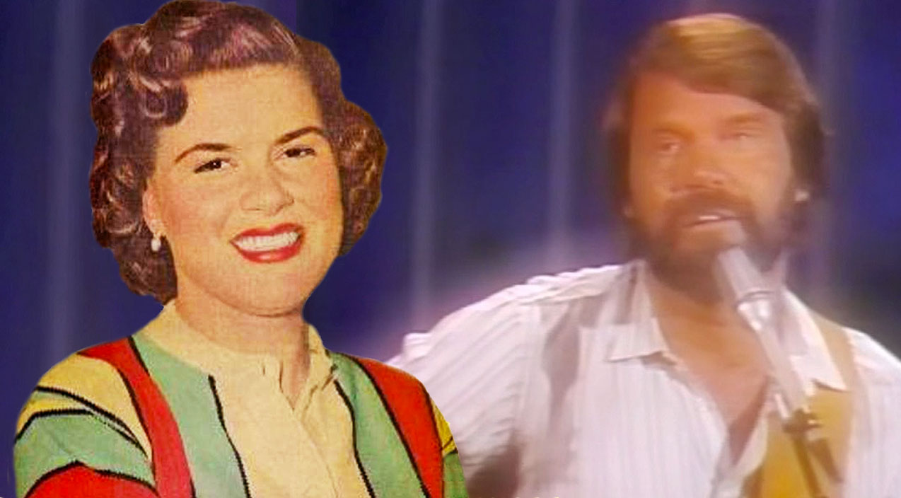 Patsy cline Songs | Glen Campbell Covered Patsy Cline's 'Crazy,' And It's As Remarkable As You'd Expect | Country Music Videos