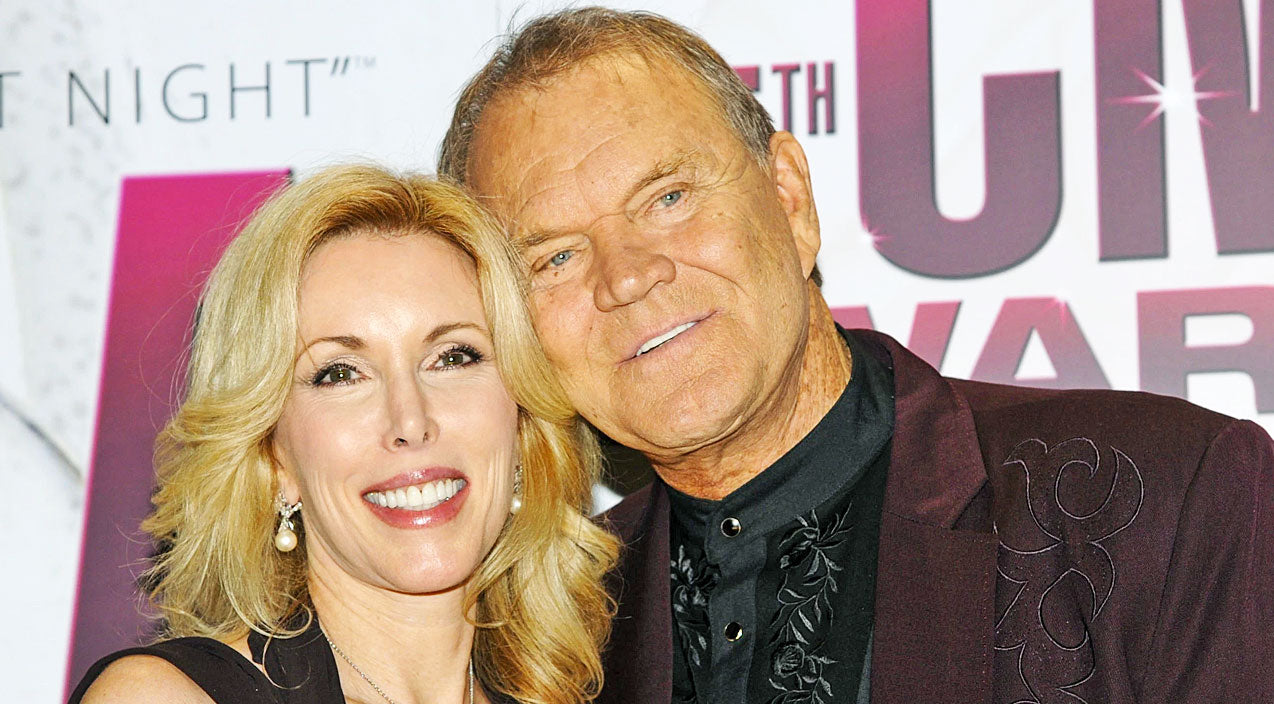 Glen campbell Songs | Glen Campbell's Wife Reveals NEW Details About His Struggle With Alzheimer's | Country Music Videos