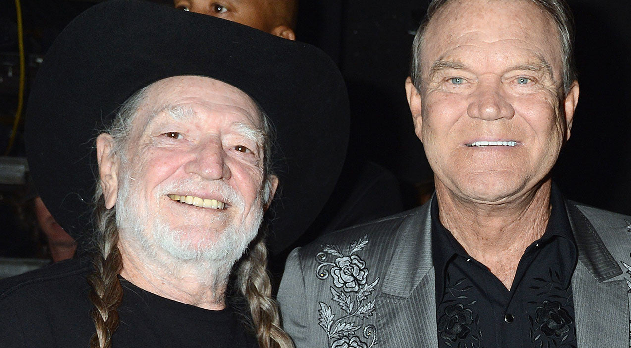 glen campbell willie nelson release heartbreaking funny