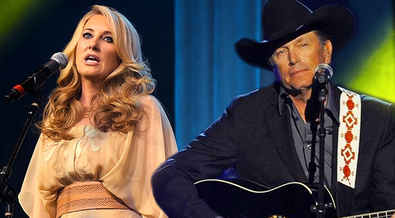 Lee ann womack Songs | George Strait & Lee Ann Womack Collaborate In Emotional Ballad About Heartbreak | Country Music Videos