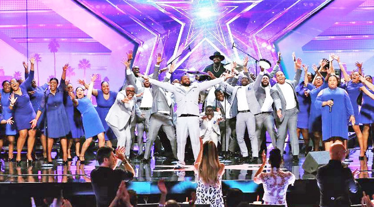 America's got talent Songs | Gospel Choir Takes 'AGT' To Church With Phenomenal Cover Of Aerosmith Classic | Country Music Videos