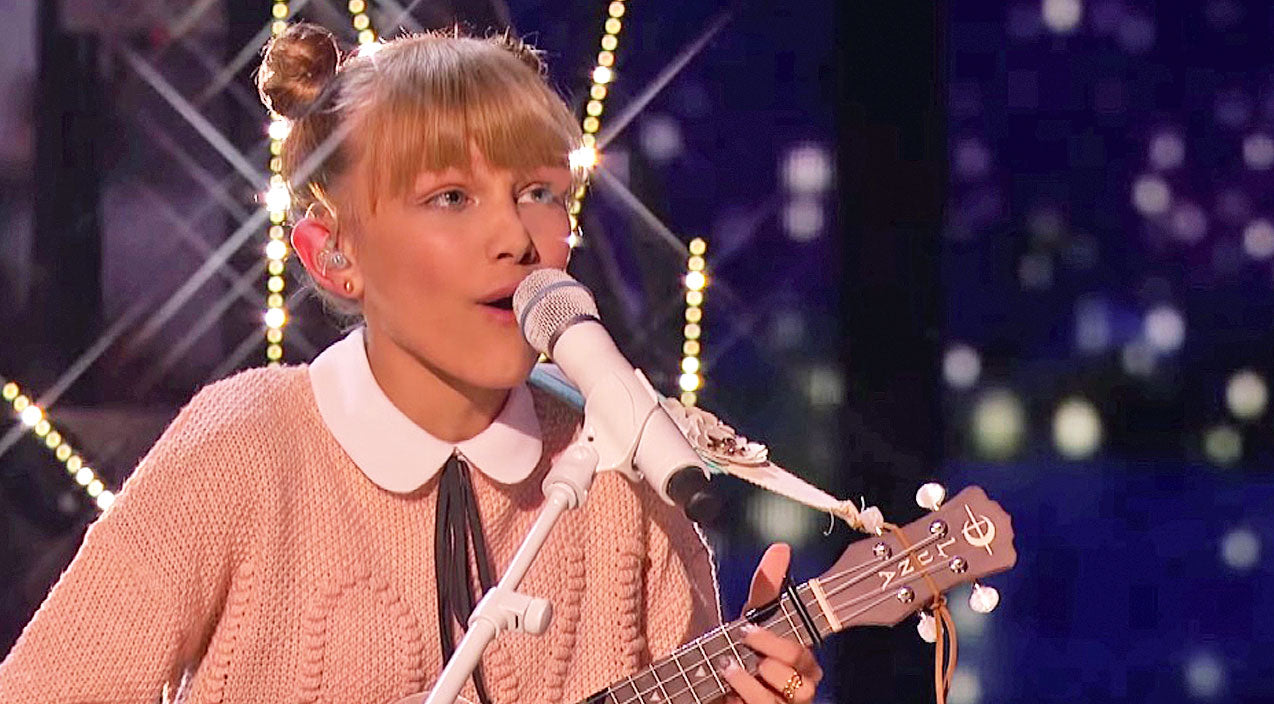 America's got talent Songs   12-Year-Old 'America's Got Talent' Star Dazzles In Breathtaking Semi-Finals Performance   Country Music Videos