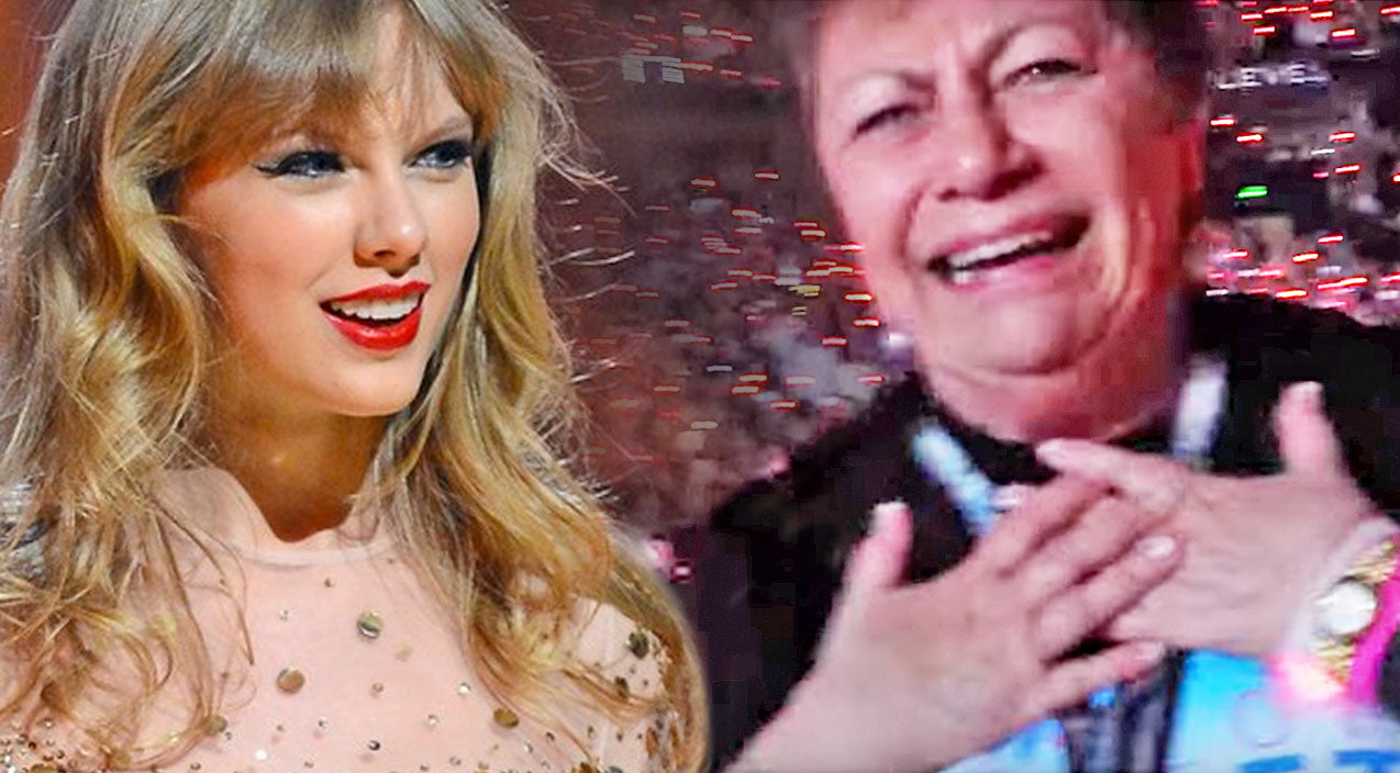 Taylor swift Songs | 72-Year-Old Has Unbelievable Reaction To Taylor Swift's Surprise Guest | Country Music Videos