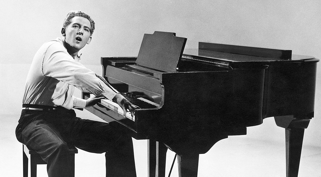 Jerry lee lewis Songs | Jerry Lee Lewis' 'Great Balls Of Fire' Is The Fiery Hit You Need In Your Life | Country Music Videos