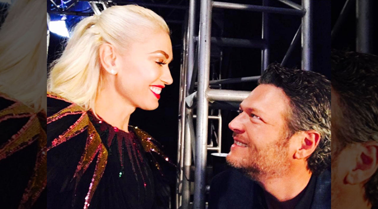 Modern country Songs   Gwen Stefani Thrills Fans By Hysterically Wearing Blake Shelton On Her Feet   Country Music Videos