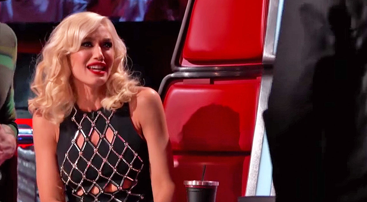The voice Songs | Gwen Stefani In Tears On Unseen Footage From 'The Voice' | Country Music Videos