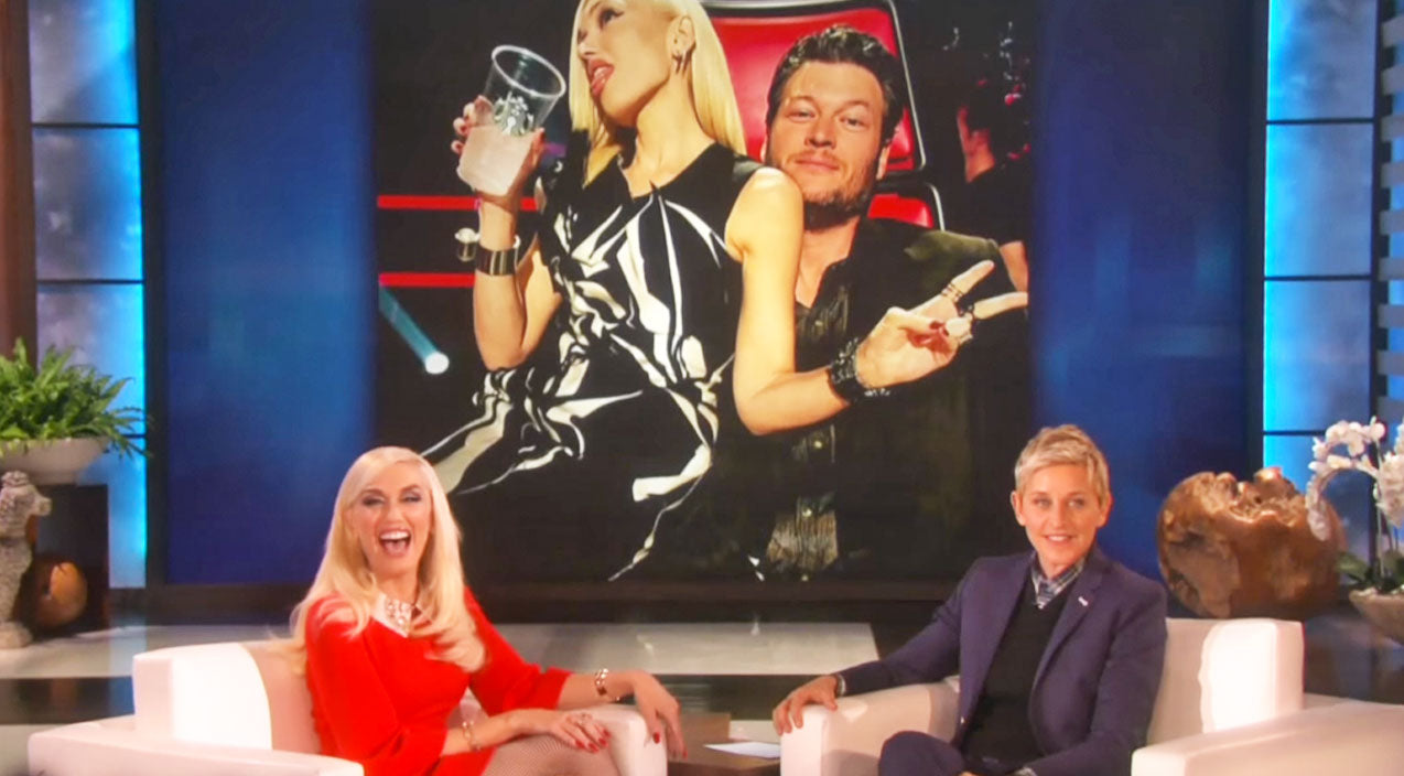 Gwen stefani Songs | 'I'm Having Lots Of Fun' - Gwen Stefani BLUSHES When Asked About Blake Shelton | Country Music Videos