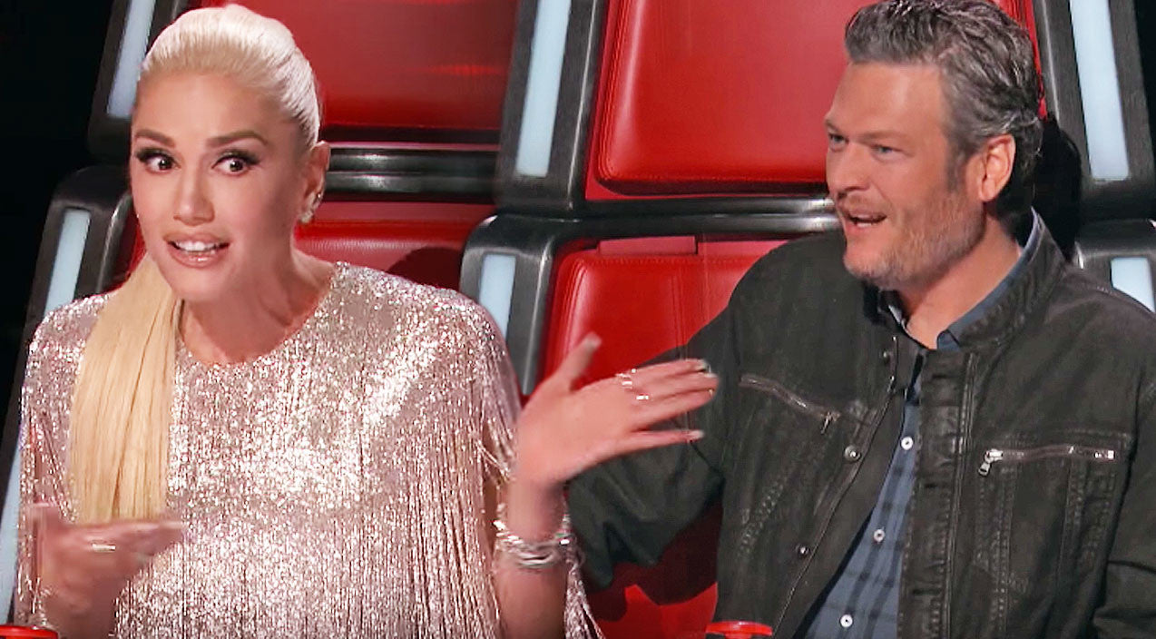 Gwen stefani Songs | Country Singer's Audition Sparks War Between Gwen & Blake | Country Music Videos
