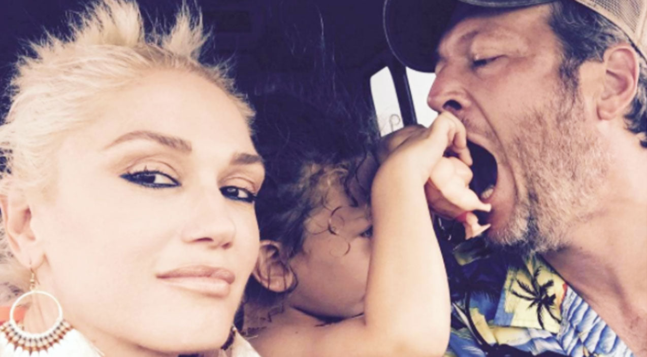 Gwen stefani Songs | Gwen Stefani Reacts To Blake Shelton's New Music Video Featuring Her Sons | Country Music Videos