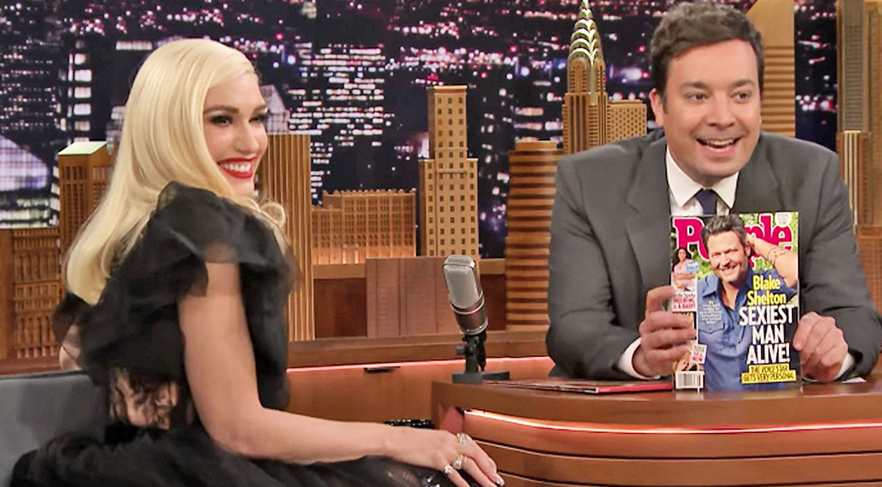 Gwen stefani Songs | You Won't Guess The Hilarious Gift Gwen's Getting 'Big' Blake Shelton For Christmas | Country Music Videos