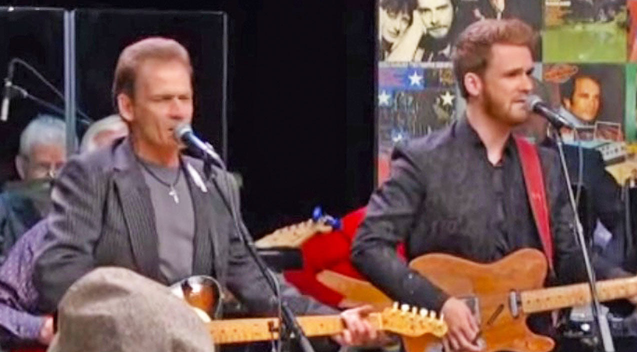 Merle haggard Songs | Merle Haggard's Two Sons Combine Two Of His Biggest Hits In Powerful Tribute | Country Music Videos