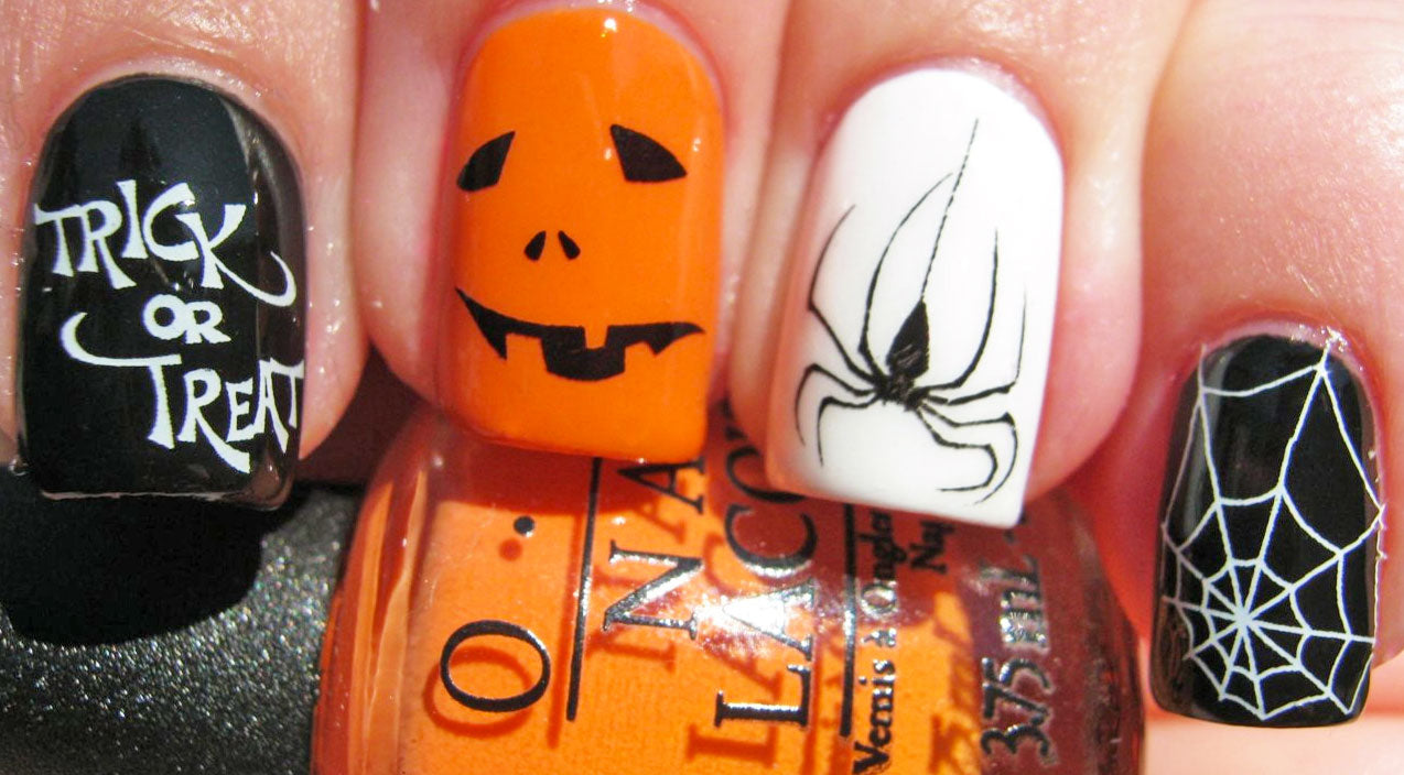 11 Spooktacular Halloween-Inspired Manicures | Country Music Videos