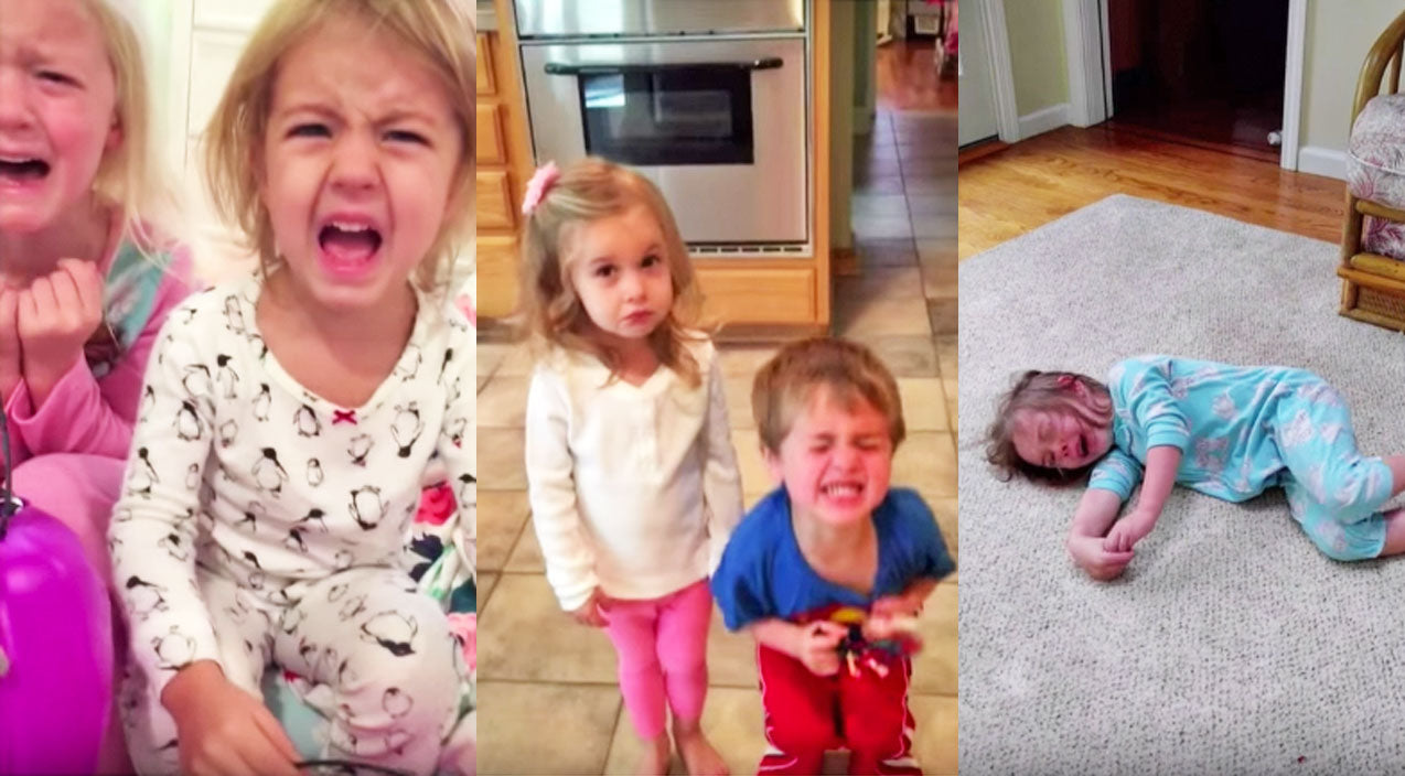 Children Have Complete Breakdowns In Hysterical 'I Ate All Your Halloween Candy' Prank | Country Music Videos