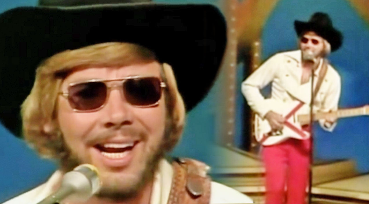 Hank williams jr. Songs | Bocephus Wins The Day With Invigorating Performance Of 'Can't You See' | Country Music Videos