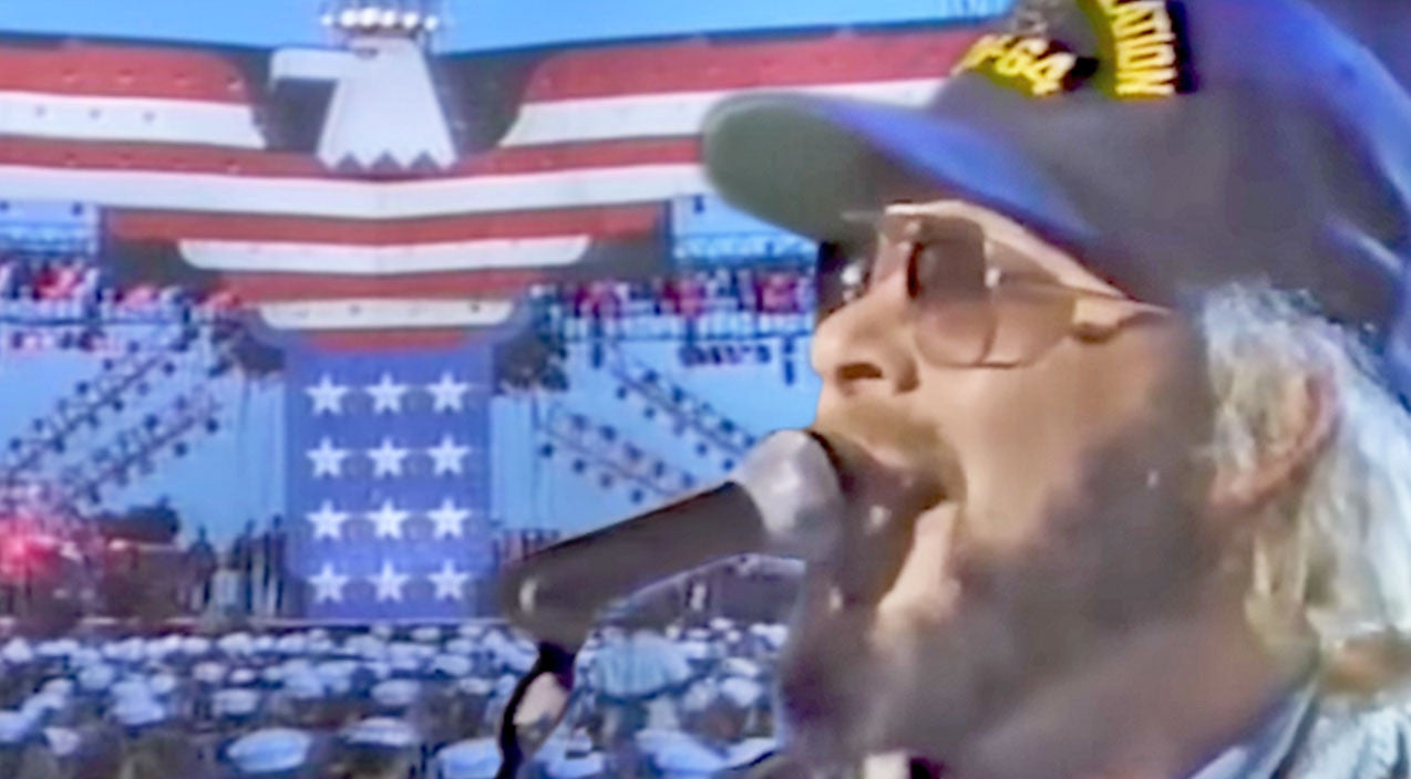 Hank williams jr. Songs | Hank Williams Jr. Performs Medley Of Hits For Military Tribute Show Aboard USS Constellation | Country Music Videos