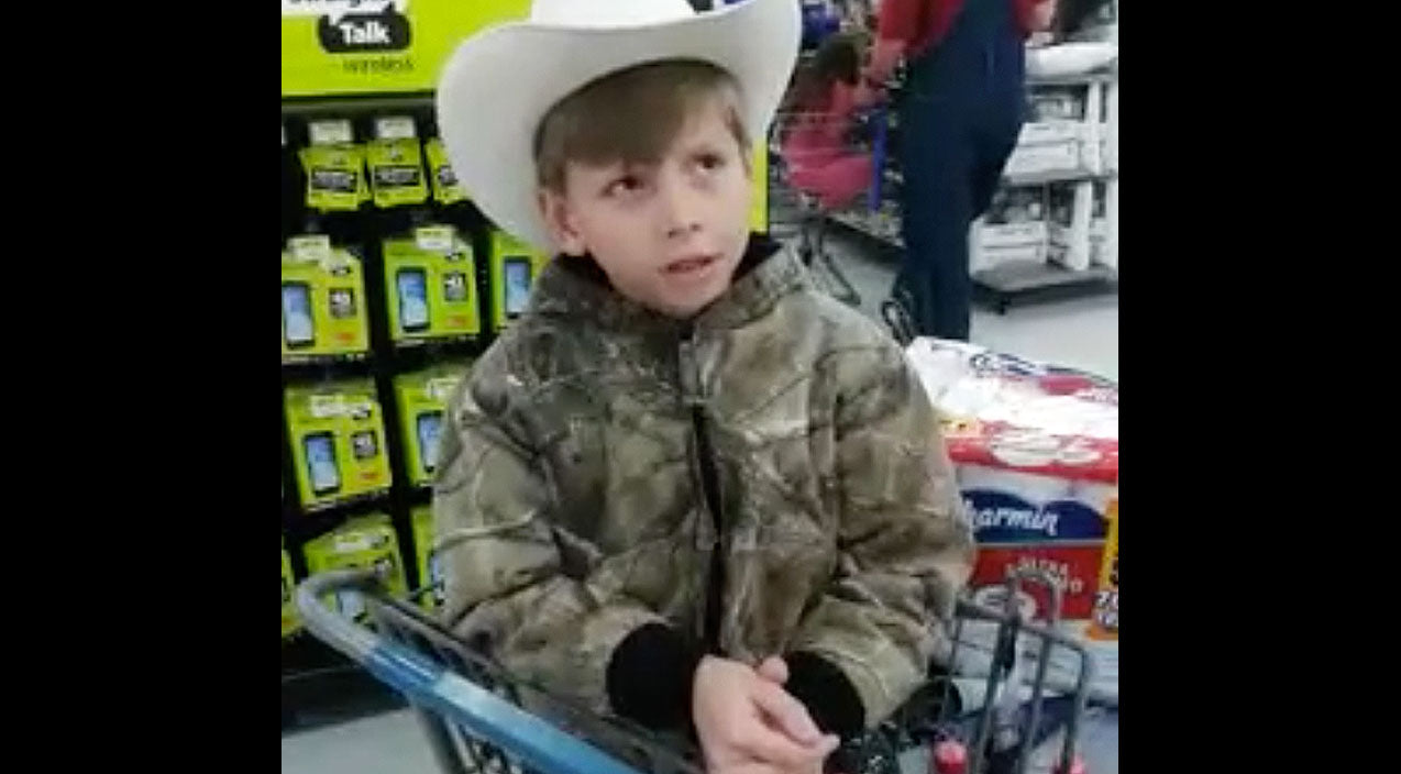 Hank williams Songs | Outstanding Little Boy Serenades Walmart With Jaw-Dropping Hank Williams Mash Up | Country Music Videos