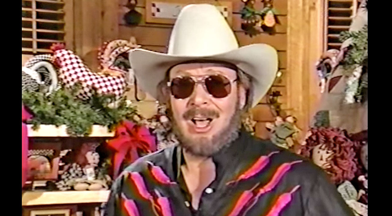 Hank williams jr. Songs   Country Legends Join Hank Williams Jr. For Heartwarming 'Deck The Halls' Performance   Country Music Videos