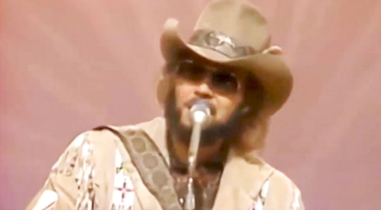 Hank williams Songs | You Won't Be Able To Get Hank Jr. Off Your Mind After Watching This Performance Of His #1 Hit | Country Music Videos
