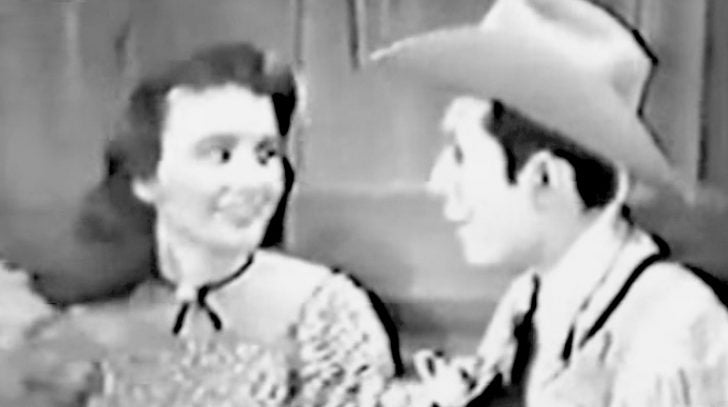 Hank williams Songs | Extremely Rare Footage Surfaces Of Hank Williams Singing Romantic Duet | Country Music Videos