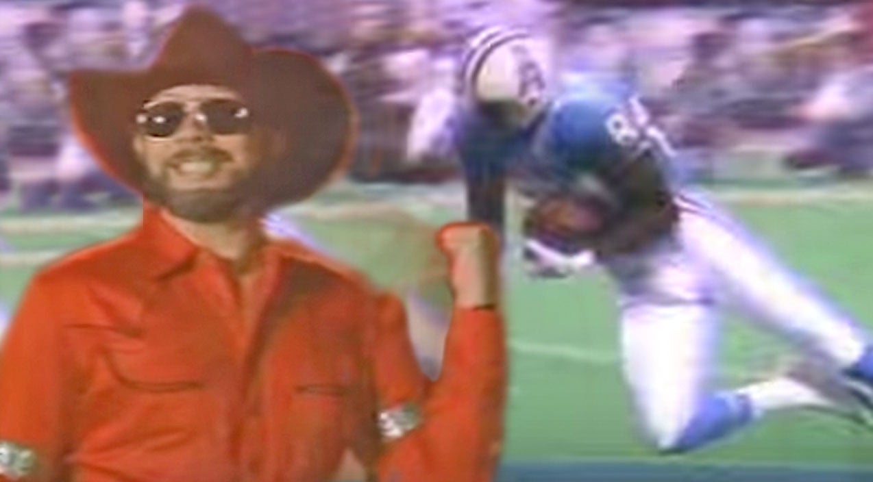 Hank williams jr. Songs | Hank Jr. Readies Fans For The Big Game In Rare 'Monday Night Football Boogie' Promo | Country Music Videos