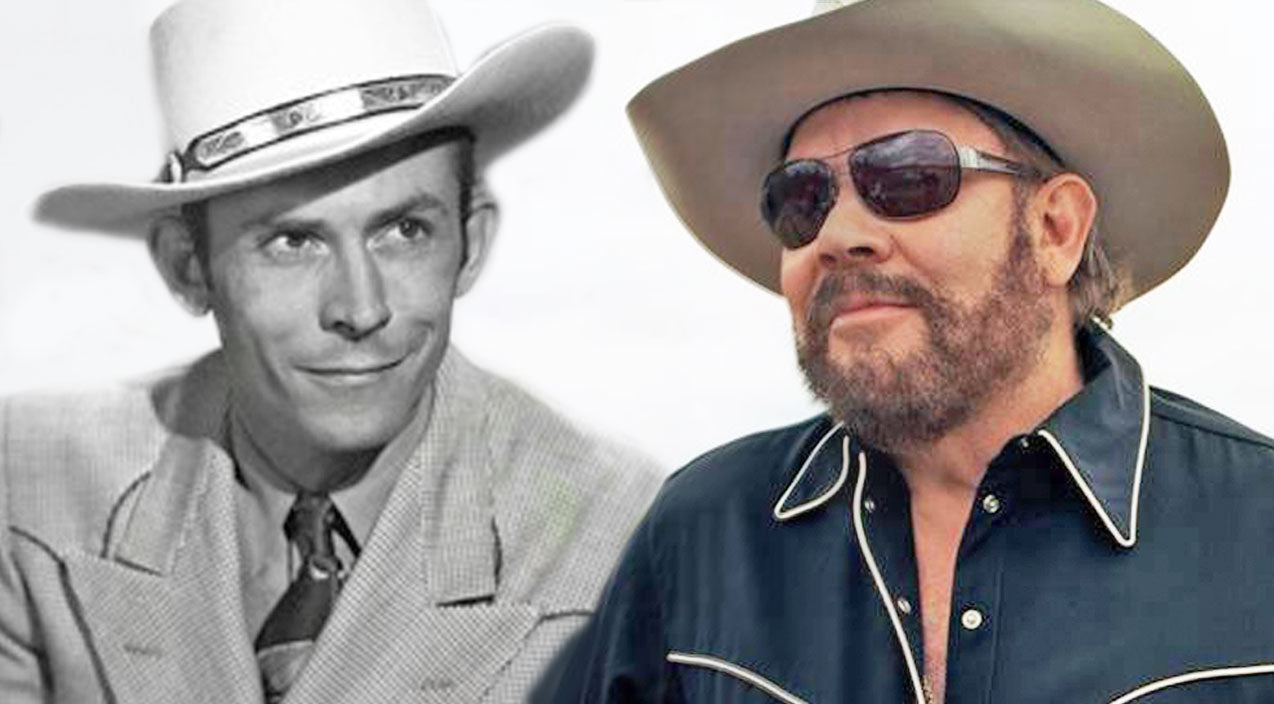 Hank williams jr. Songs | 7 Phenomenal Times Hank Williams Jr. Covered His Late Father, Hank Williams | Country Music Videos
