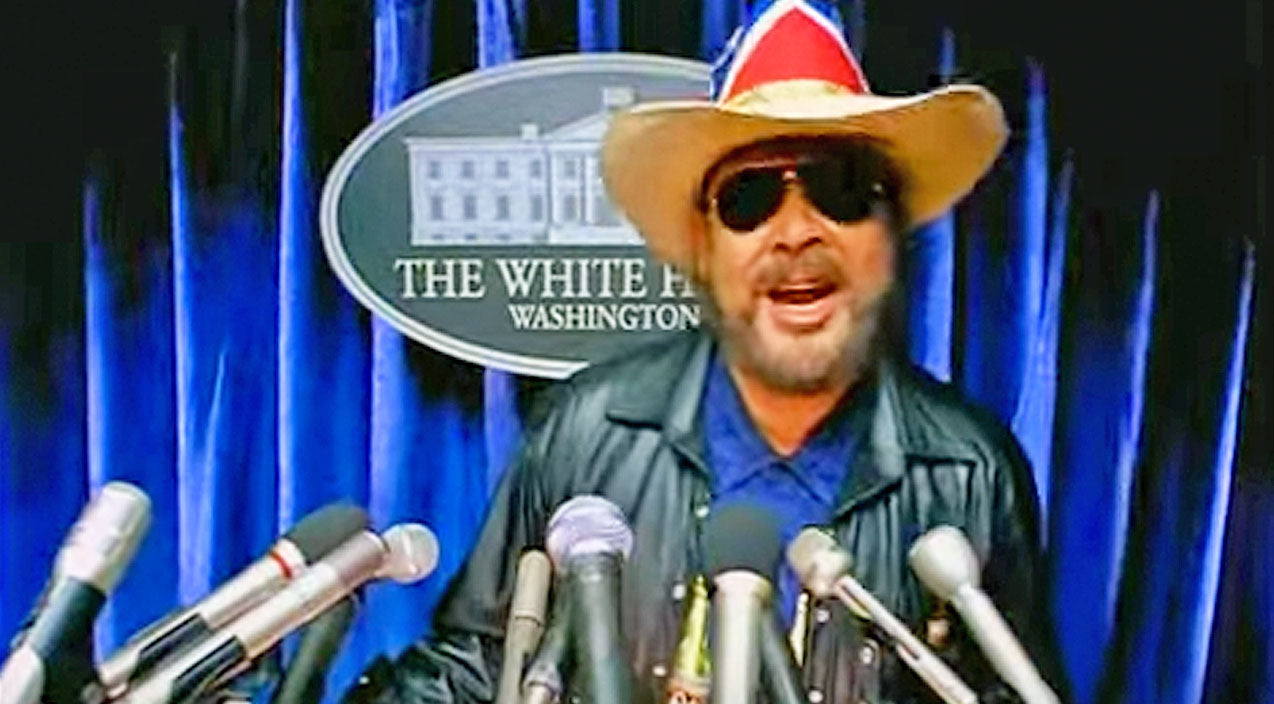 Hank williams jr. Songs | Hank Williams Jr. Knows Exactly What Will Solve All Our Nation's Problems | Country Music Videos