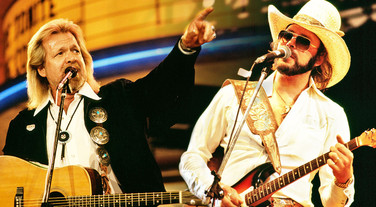 Mel mcdaniel Songs | Mel McDaniel And Hank Williams Jr. Join Forces For Toe-Tappin' 'Louisiana Saturday Night' | Country Music Videos
