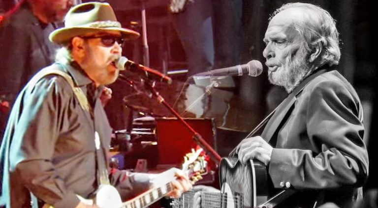 Merle haggard Songs | Hank Jr. Makes Merle Haggard Proud With Fiery 'I Think I'll Just Stay Here & Drink' Performance | Country Music Videos
