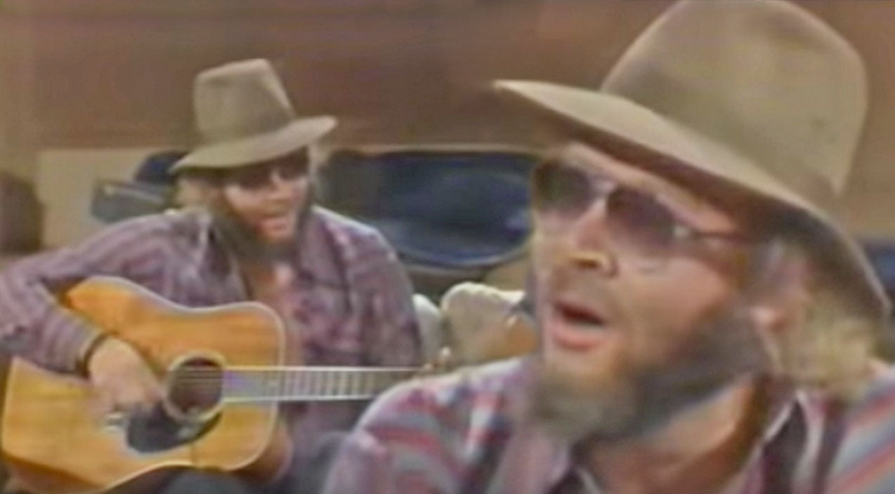 Hank williams jr. Songs | Hank Jr. Dedicates Intimate Performance Of 'All My Rowdy Friends' To Unsuspecting Guests | Country Music Videos