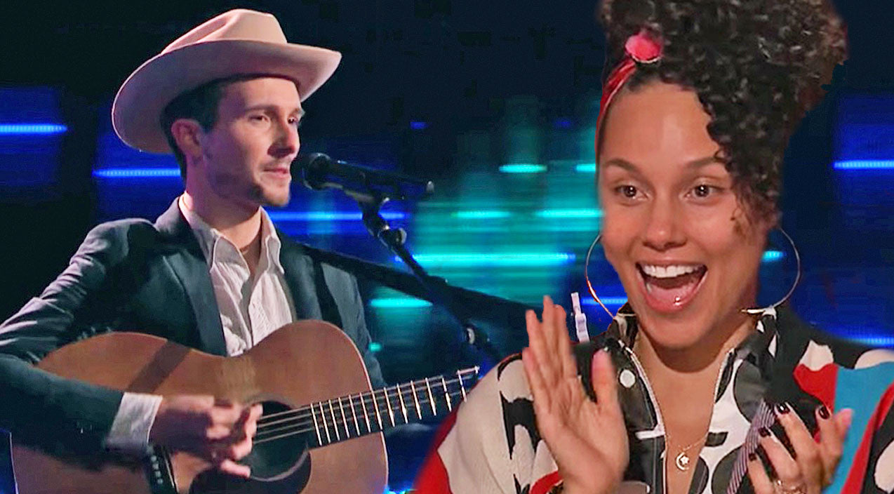 The voice Songs | Hank Williams Look-Alike Drives 'Voice' Coaches Crazy With Cover They Never Saw Coming | Country Music Videos