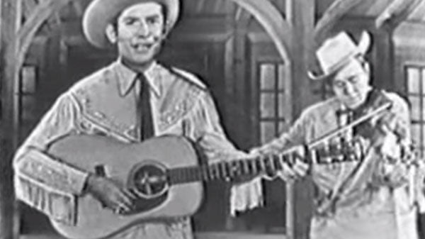 Hank Williams - Lovesick Blues | Country Music Videos