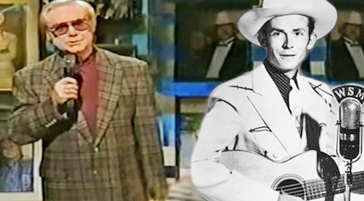 Tony bennett Songs | George Jones Brings Hank Williams Back To Life With Moving Performance Of 'Cold, Cold Heart' | Country Music Videos