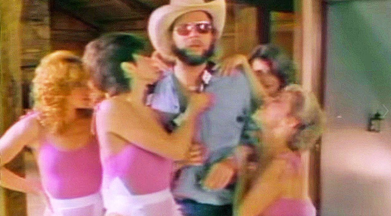 Waylon jennings Songs | Hank Williams Jr. Invites Country Music Legends To Epic Party In 'All My Rowdy Friends' Video | Country Music Videos