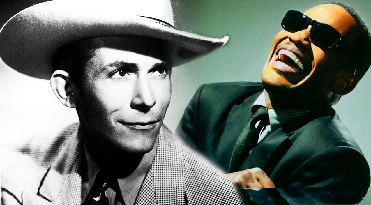 Ray charles Songs | Ray Charles Gloriously Covers The Great Hank Williams'