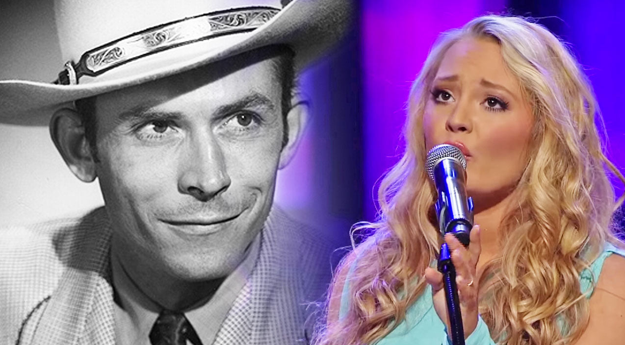 Hank williams Songs | Janelle Arthur's Hank William's Tribute Will Give You Goosebumps (Amazing!) | Country Music Videos