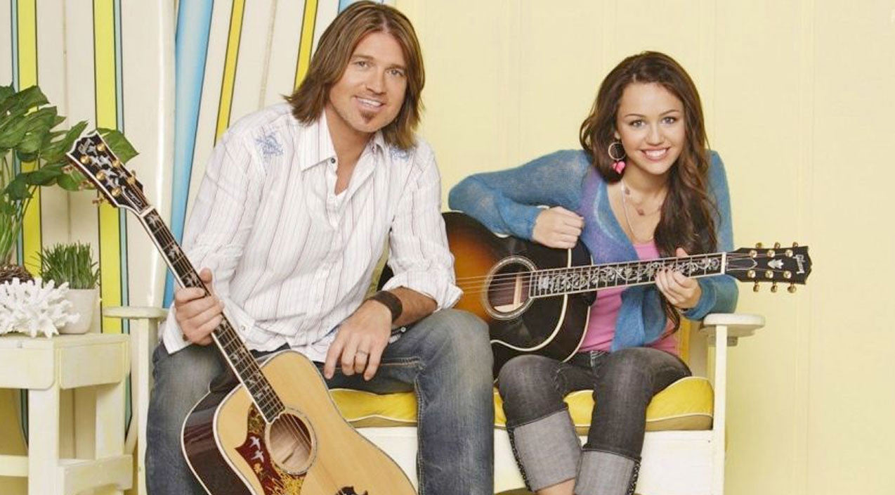 Miley cyrus Songs | Miley Cyrus Reveals If She Would Do A 'Hannah Montana' Reboot With Dad Billy Ray | Country Music Videos