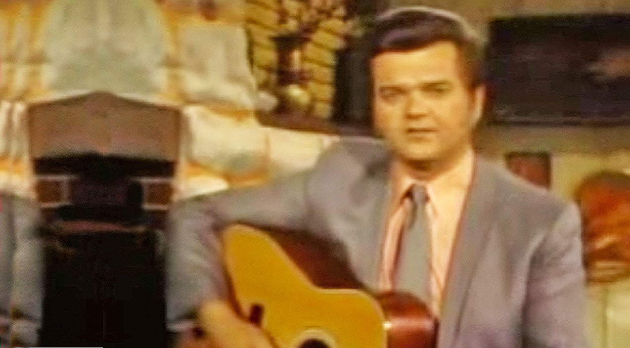 Loretta lynn Songs | Conway Twitty's Rare Televised Performance Of 'Hello Darlin'' Will Take Your Breath Away | Country Music Videos
