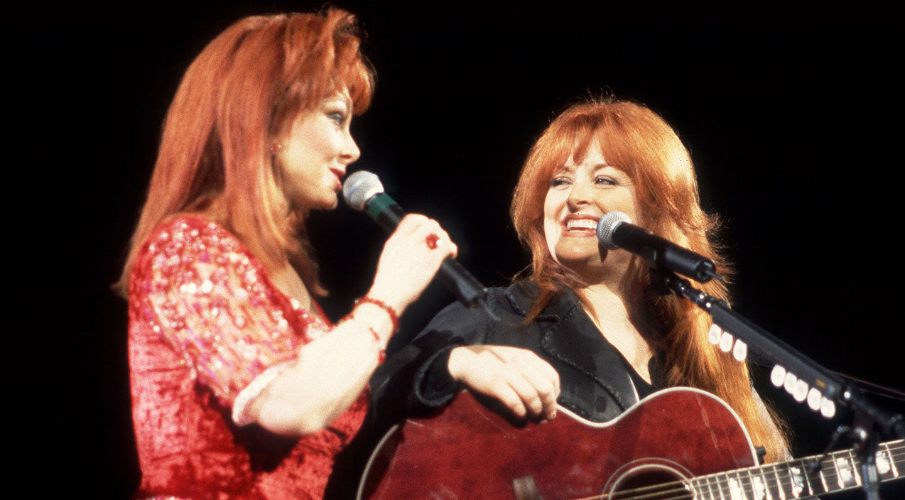 The judds Songs | The Judds Gush Over The Excitement Of New Love In 'Mama He's Crazy' | Country Music Videos