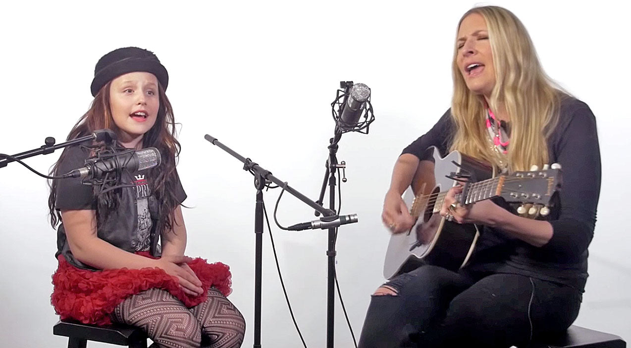Holly williams Songs | Hank Williams' Granddaughter, Holly Williams, and 10-Year-Old EmiSunshine Beautifully Cover