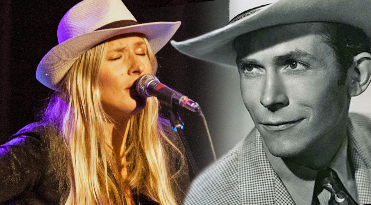 Holly williams Songs | Holly Williams Pays Tribute To Her Late Grandfather With Emotional 'I'm So Lonesome I Could Cry' Performance | Country Music Videos