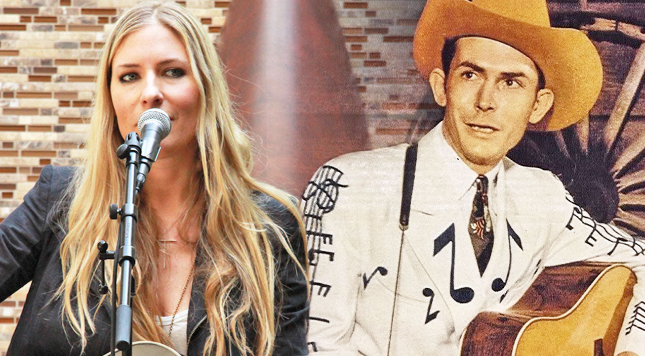 Holly williams Songs | Holly Williams Makes Her Granddaddy, Hank Williams, Proud With Cover Of Religious Ballad | Country Music Videos