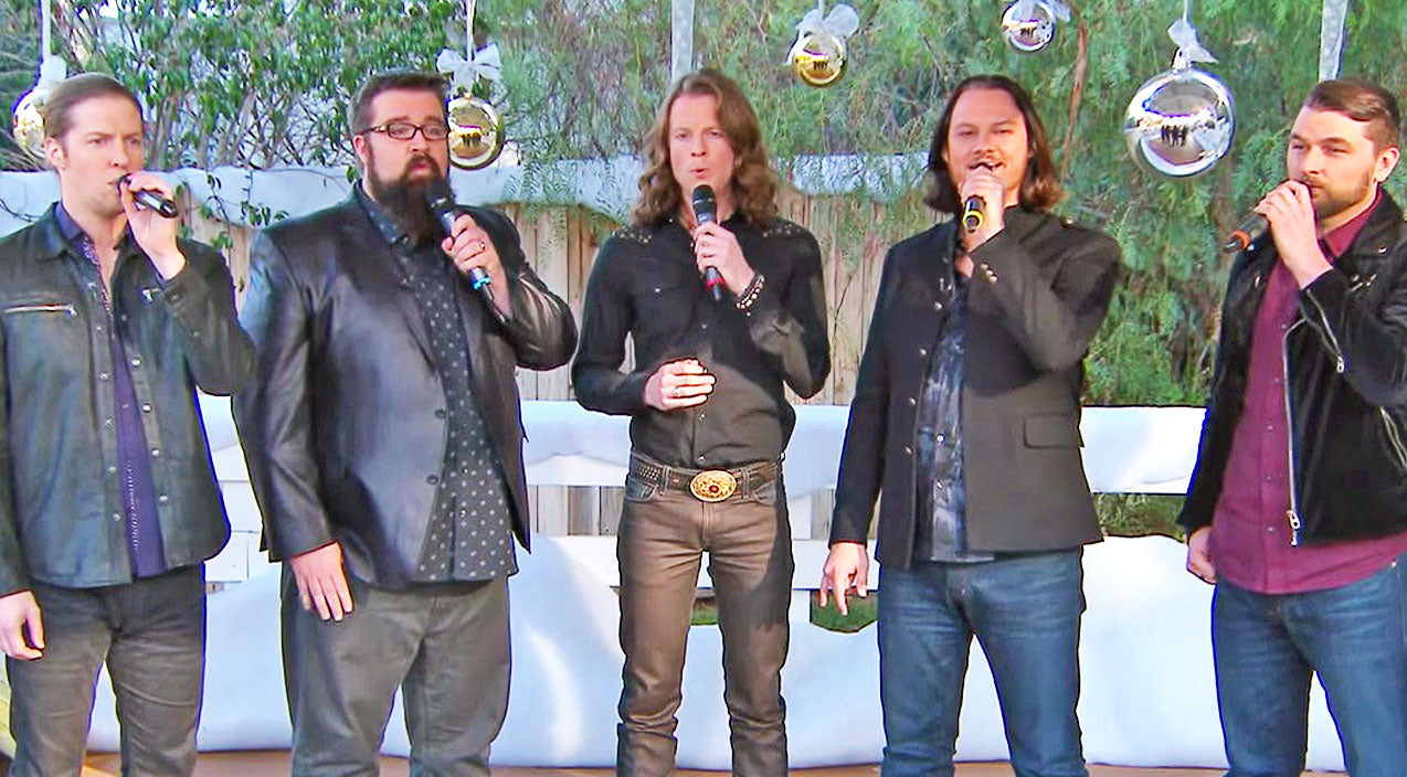 Modern country Songs | Home Free Reminds Us Of The Reason For The Season In Splendid Performance Of 'O Holy Night' | Country Music Videos