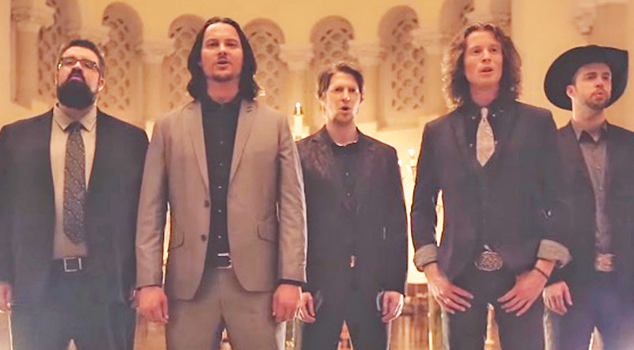 Home free Songs | Home Free's Stunning Rendition of 'O Holy Night' Will Give You Chills! | Country Music Videos