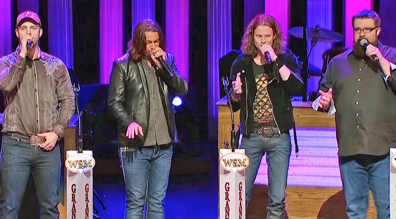 Johnny cash Songs | Home Free Earns Standing Ovation At Opry For Sizzlin' 'Ring Of Fire' Cover | Country Music Videos