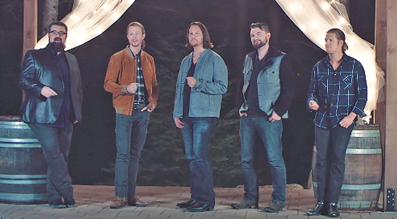 Home free Songs | 'Die A Happy Man' Gets Spine-Tingling A Cappella Cover That You Need To Hear | Country Music Videos