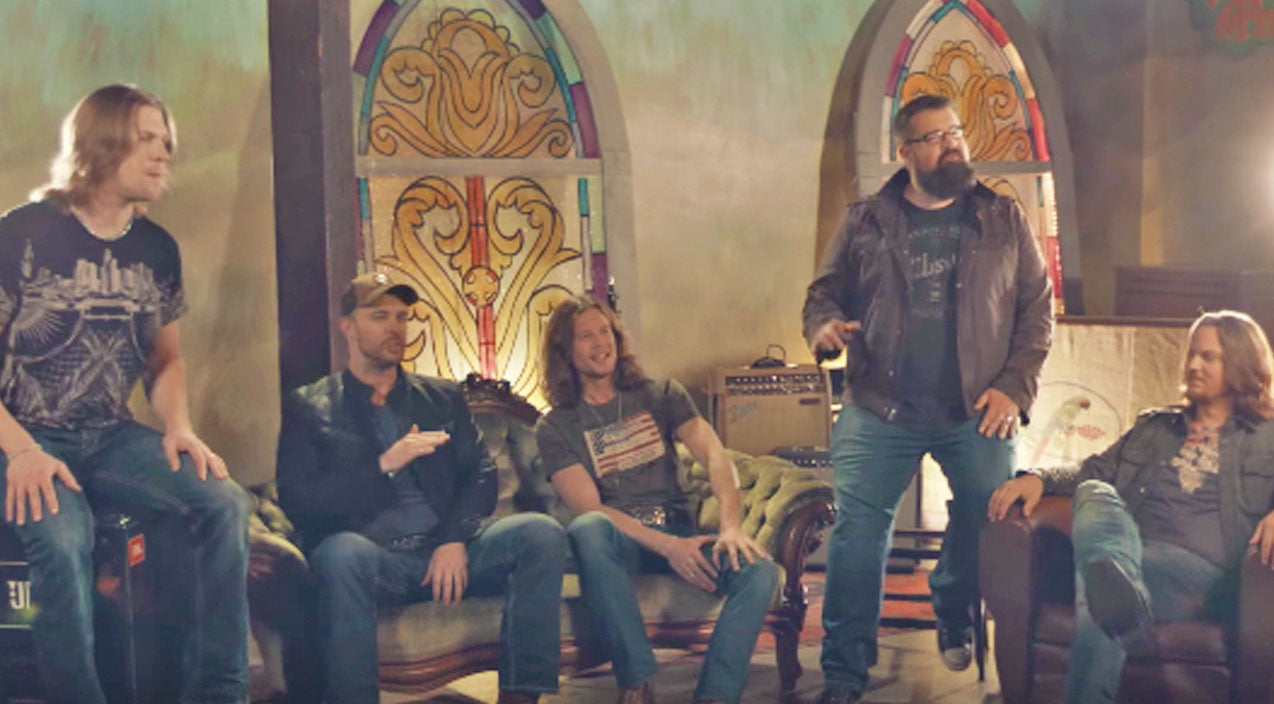 Home free Songs | Home Free Delivers Chill-Inducing Medley Of Alabama's Biggest Hits | Country Music Videos