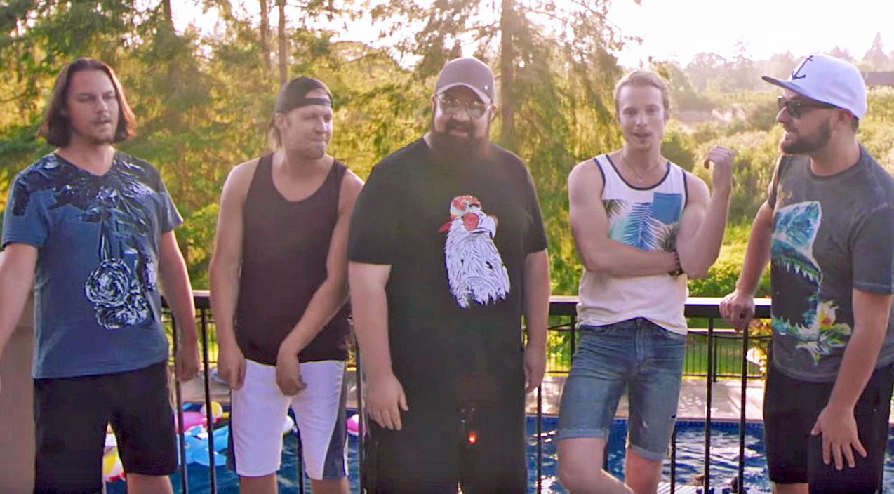 Old dominion Songs | Home Free Dives Straight Into Fun-Lovin' A Cappella Cover Of Current Country Hit | Country Music Videos